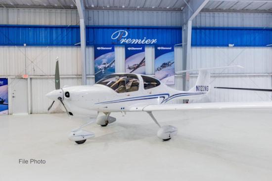 Aircraft Listing - Diamond DA40-NG listed for sale
