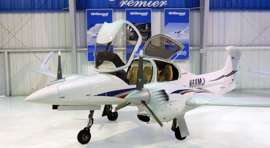 Aircraft Listing - DA 42 listed for sale