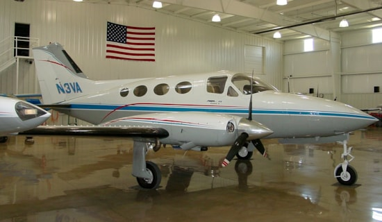 Aircraft Listing - Cessna 414 RAM listed for sale
