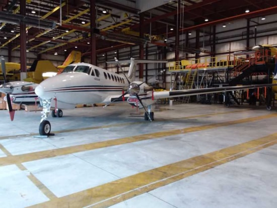 Aircraft Listing - King Air 350ER listed for sale