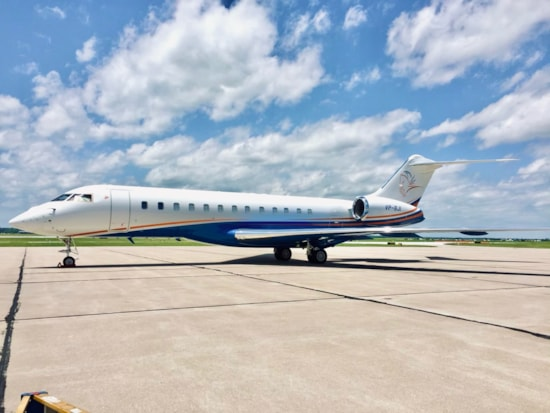 Aircraft Listing - Global Express listed for sale