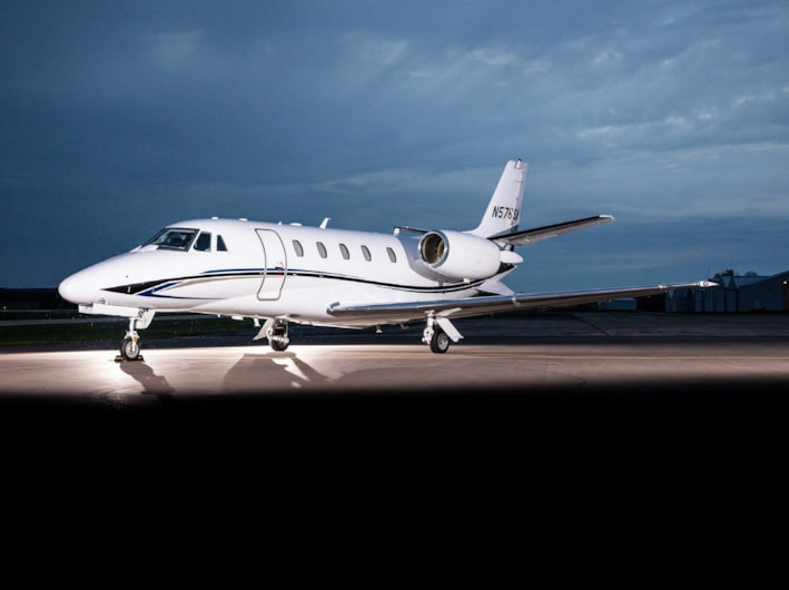 Private jet for sale charter: 2009 Cessna Citation XLS+ midsize jet