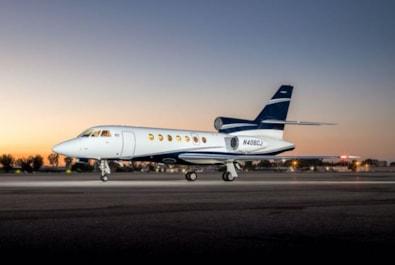2000 Falcon 50EX - exterior