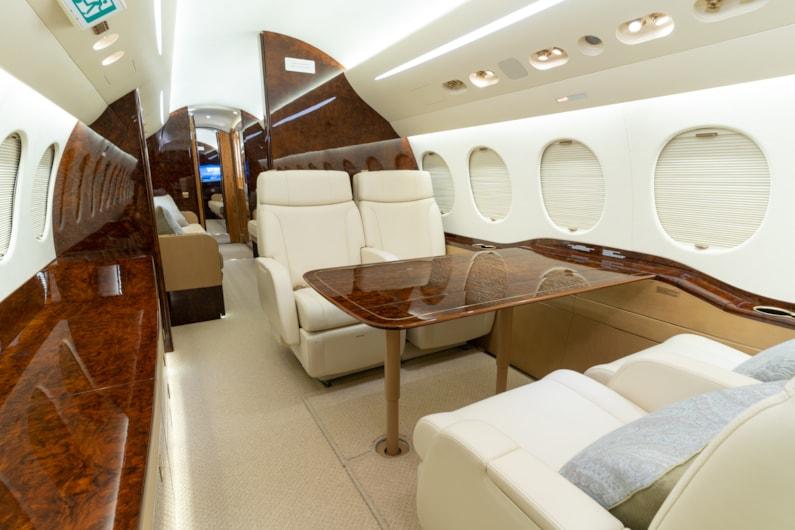 Private jet for sale charter: 2018 Dassault Falcon 8X heavy jet