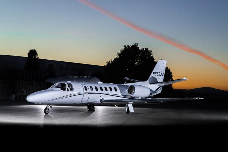 Private jet for sale charter: 2002 Cessna Citation Encore light jet
