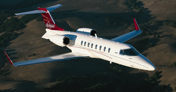 Learjet 45 - Wanted - exterior