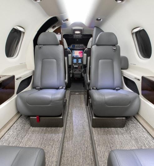 Private jet for sale charter: 2017 Embraer Phenom 100EV very light jet