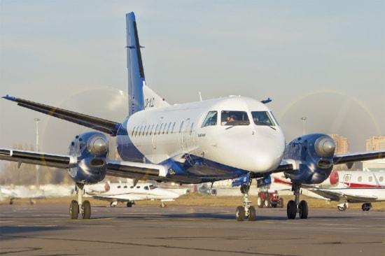 Aircraft Listing - Saab 340B listed for sale