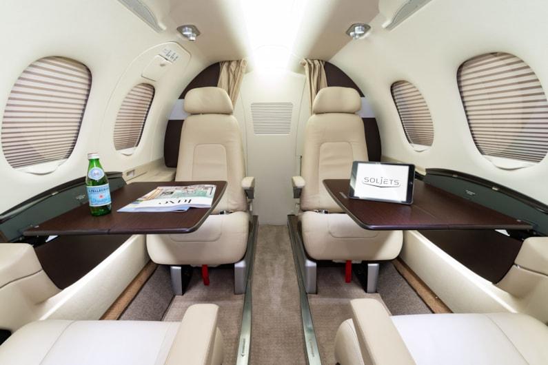 Private jet for sale charter: 2012 Phenom 100 very light jet