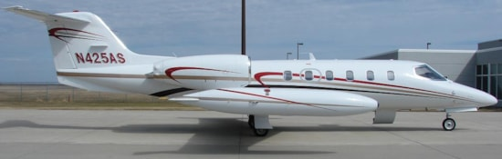 Aircraft Listing - Learjet 35A listed for sale