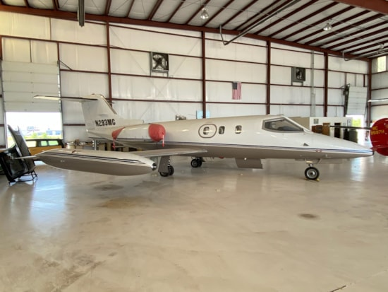Aircraft Listing - Learjet 24D listed for sale
