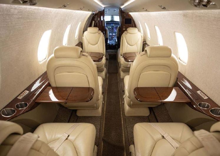 Private jet for sale charter: 2016 Cessna Citation XLS+ midsize jet
