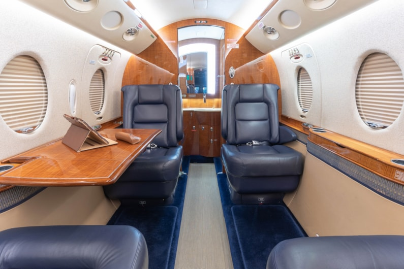 Private jet for sale charter: 2006 Gulfstream G150 midsize jet