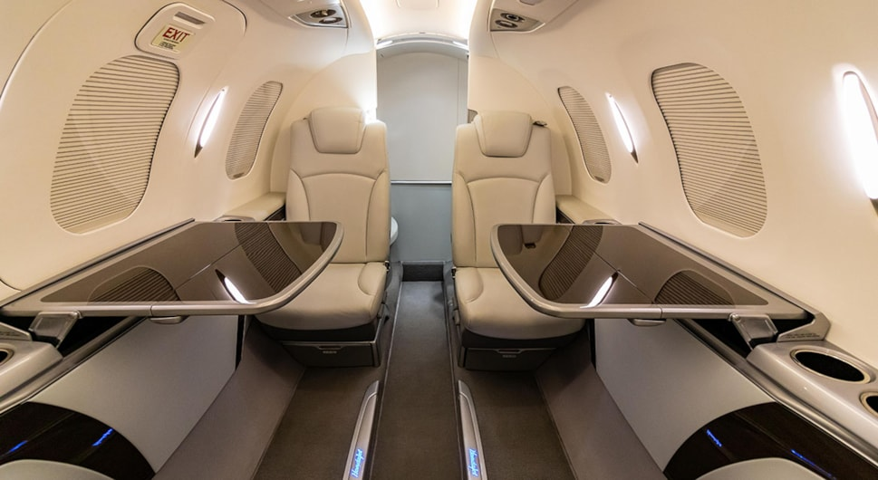Private jet for sale charter: 2017 HondaJet HA-420 very light jet