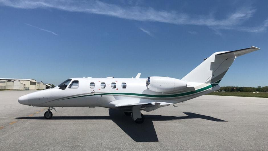 Private jet for sale charter: 2006 Cessna Citation CJ1+ light jet