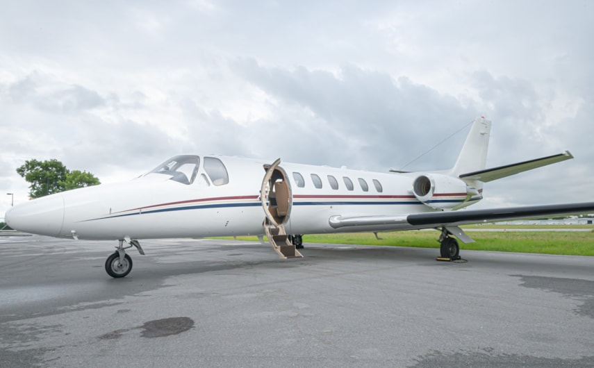 Private jet for sale charter: 1998 Citation Ultra light jet
