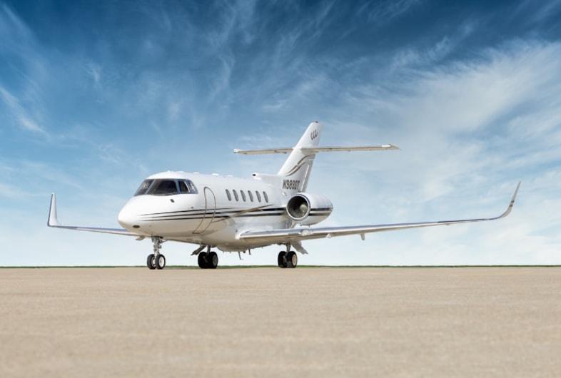 2000 Hawker 800XP - exterior