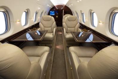 2000 Hawker 800XP - interior