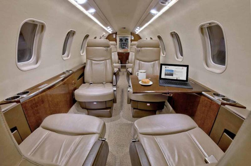 Private jet for sale charter: 2007 Learjet 45XR light jet