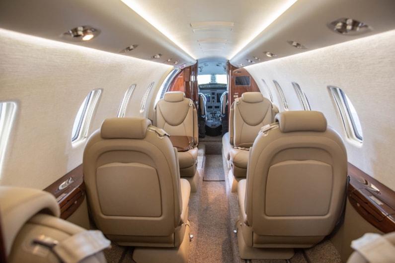 Private jet for sale charter: 2019 Cessna Citation XLS+ midsize jet