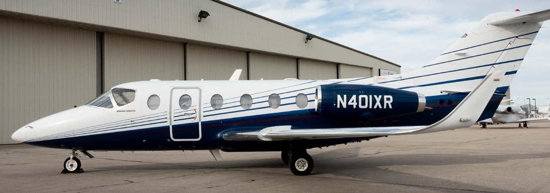 Private jet for sale charter: 2000 Beechjet 400A light jet
