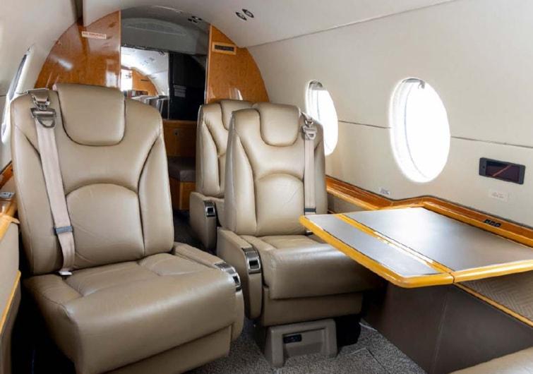 2000 Beechjet 400A light jet