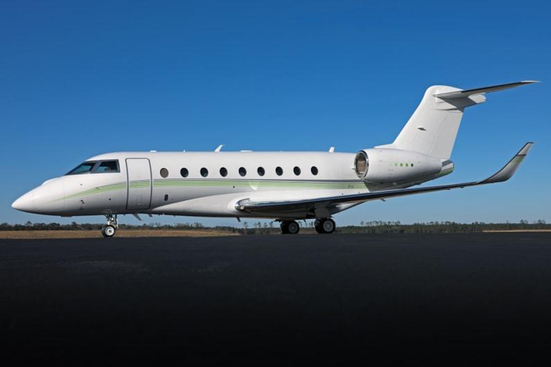 Private jet for sale charter: 2014 Gulfstream G280 super-midsize jet