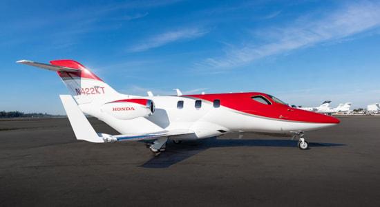 Aircraft Listing - HondaJet HA-420 listed for sale