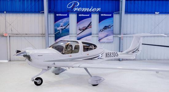Aircraft Listing - Diamond DA40 XLT listed for sale