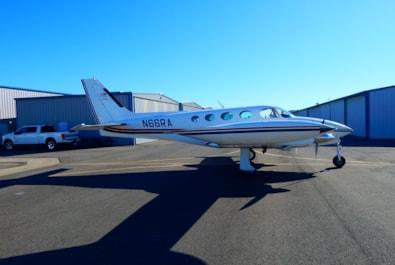 1981 Cessna 340 RAM VII Series - exterior