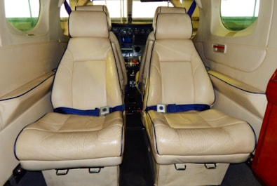 1981 Cessna 340 RAM VII Series - interior