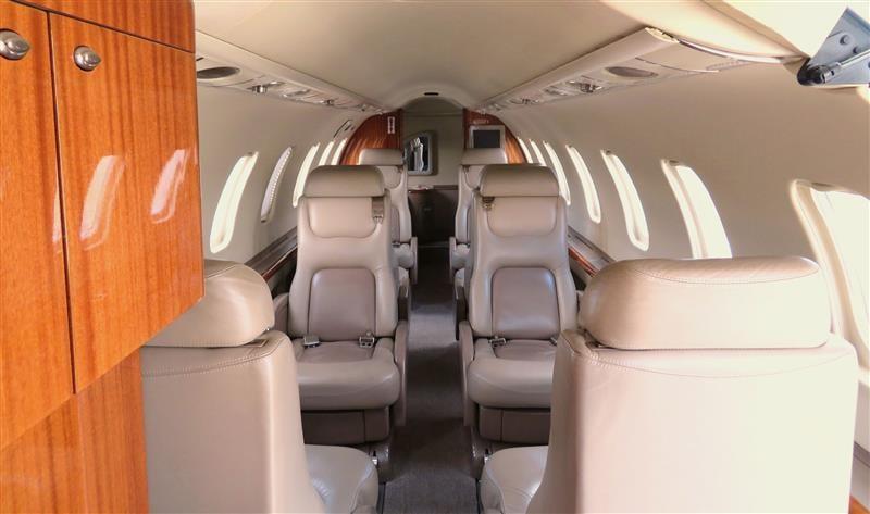 Private jet for sale charter: 2003 Bombardier Learjet 45 light jet