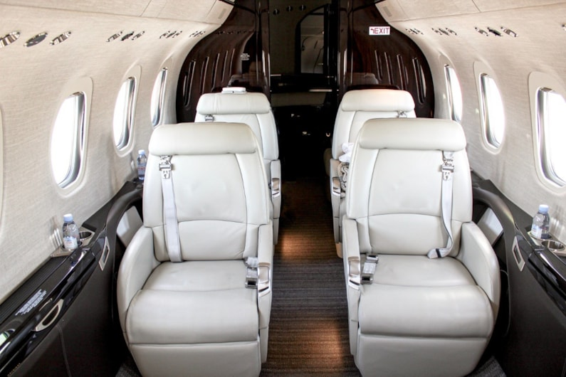 Private jet for sale charter: 2017 Cessna Citation Latitude super-midsize jet
