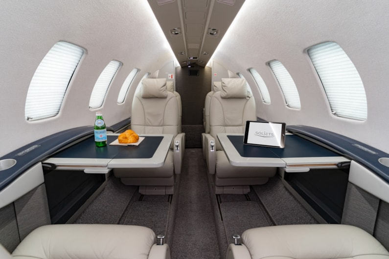Private jet for sale charter: 2007 Cessna Citation CJ2+ light jet