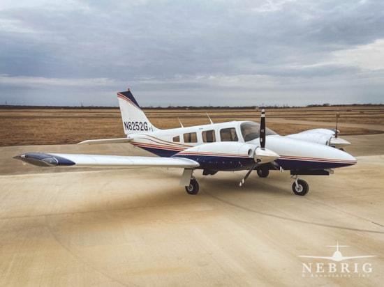 Aircraft Listing - Seneca III PA-34-220T listed for sale