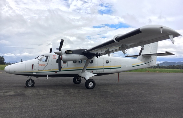 Aircraft Listing - Twin Otter DHC-6-400 listed for sale