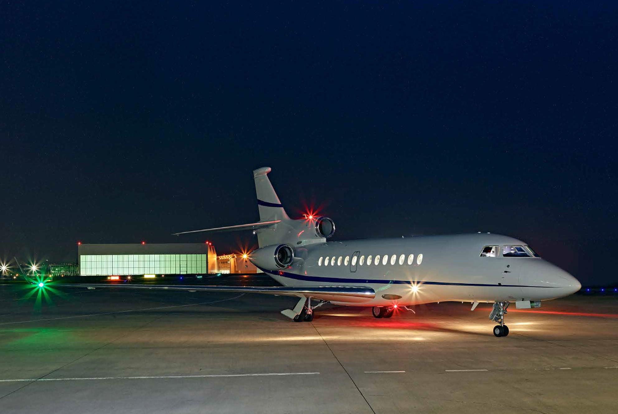 Pilot Fuel Prices >> Falcon 7X for Sale - Globalair.com