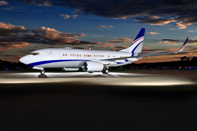 Aircraft Listing - Boeing Business Jet listed for sale