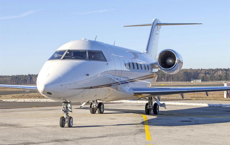 Challenger 604 For Sale Globalair Com
