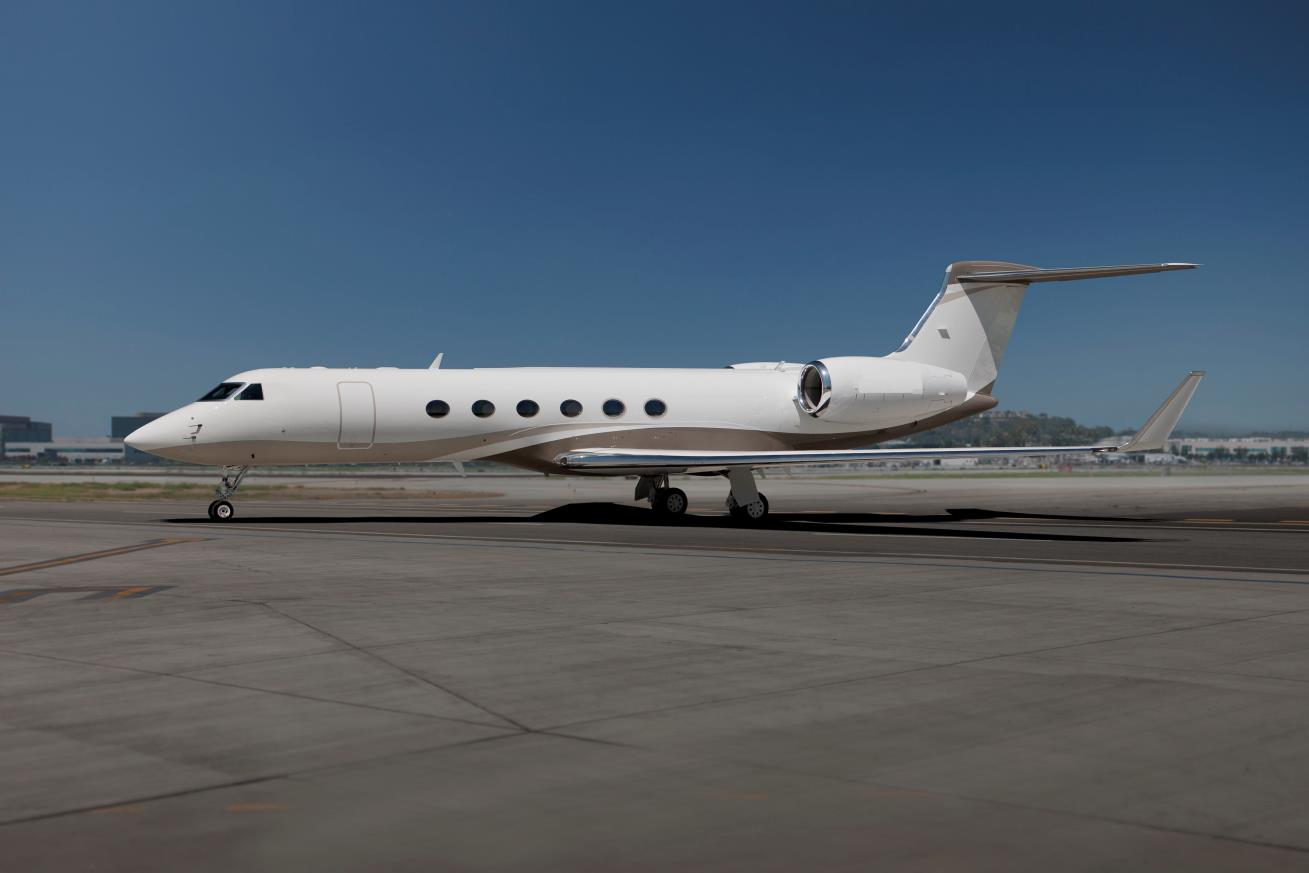 Aircraft Listing - Gulfstream V listed for sale