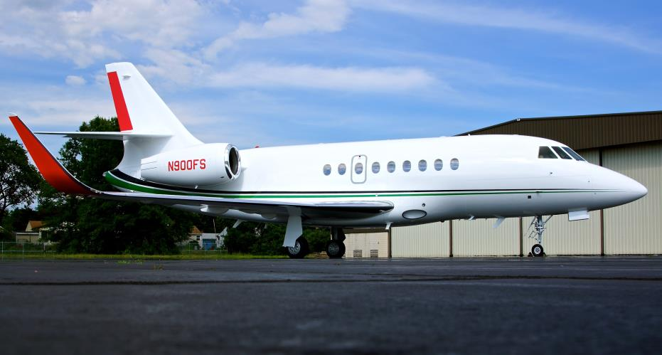 Aircraft Listing - Falcon 2000LX listed for sale