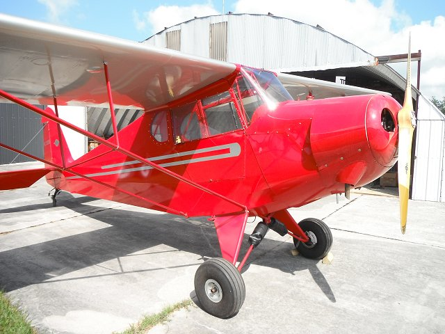 Aircraft Listing - Porterfield LP-65 listed for sale