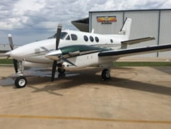 King Air C90B for sale