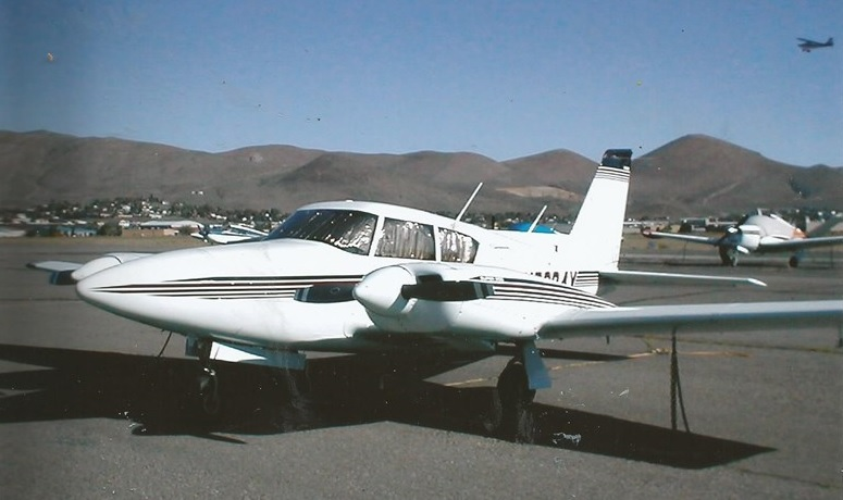 Aircraft Listing - Twin Comanche PA-30 listed for sale