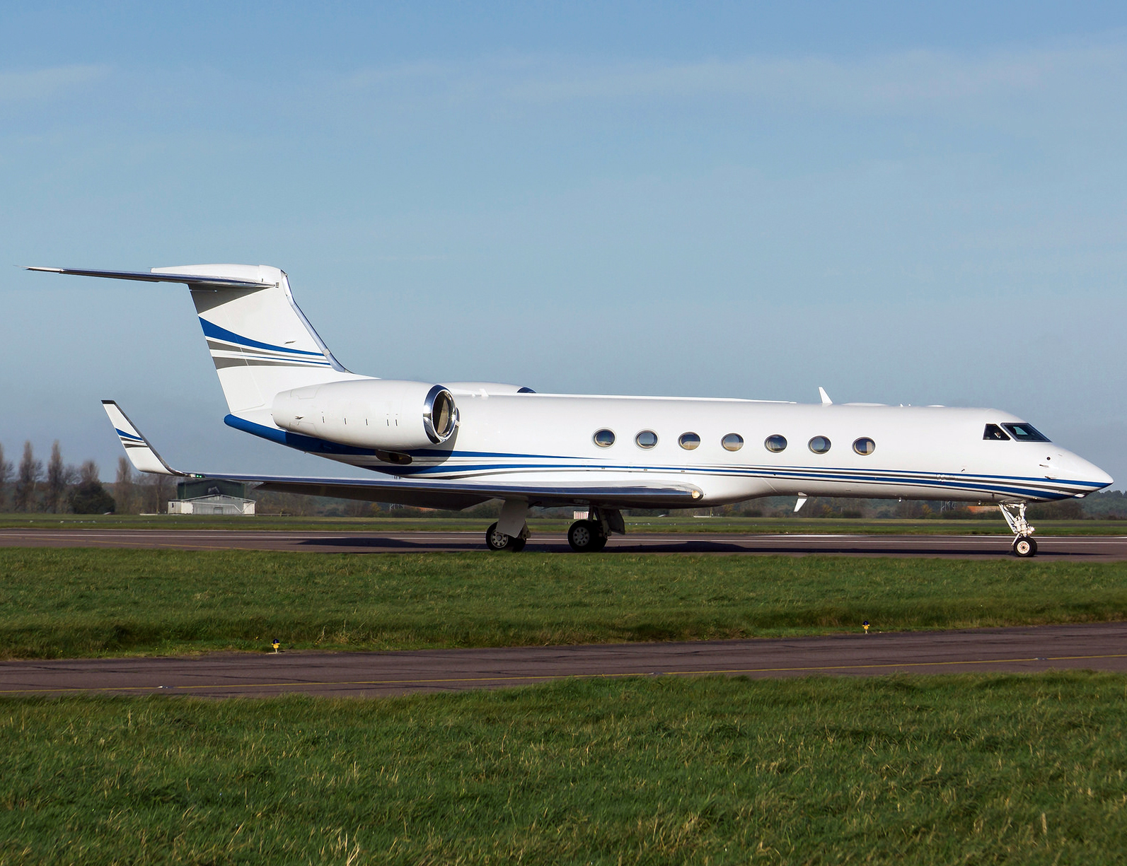 Aircraft Listing - Gulfstream G500 listed for sale
