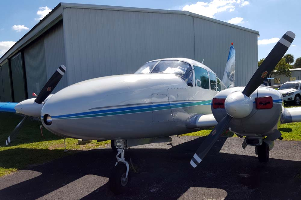 Aircraft Listing - Aztec PA-23-D listed for sale