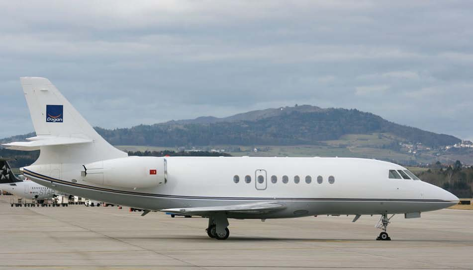 Aircraft Listing - Falcon 2000EX EASy listed for sale