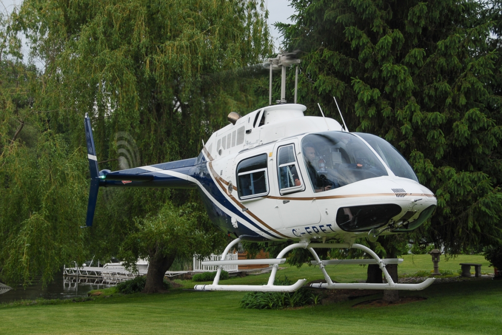 Aircraft Listing - Jetranger 206B-3 listed for sale