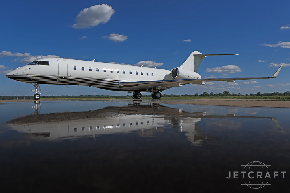 Aircraft Listing - Global 6000 listed for sale