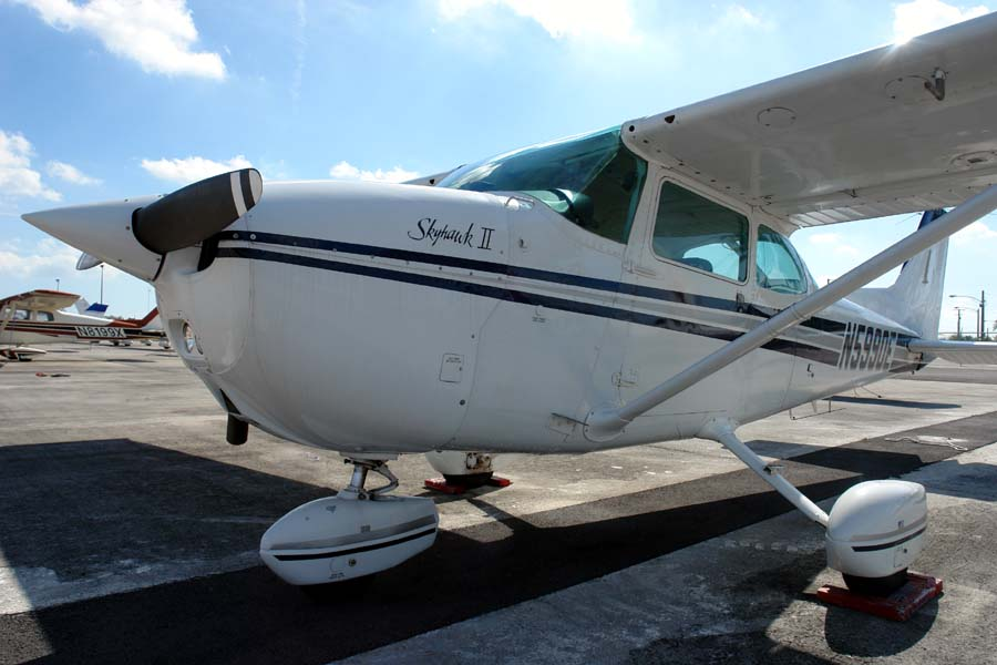 Aircraft Listing - Cessna 172N listed for sale